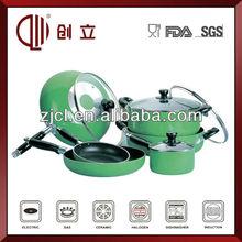 european enamel coated cast iron cookware