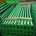 Réglable de poteau en acier shoring( fabricant.) fabriqués en chine