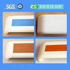 pvc hospital handrails/ plastic handrails cover/ Vinyl Resin cover for handrails