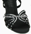 High Quality Diamond Chinese women Dance Sandal Shoes 278