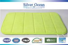 Branded car mat