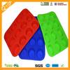 China Manufacturer LFGB FDA Standard Silicone Bun Tray Muffin Pan
