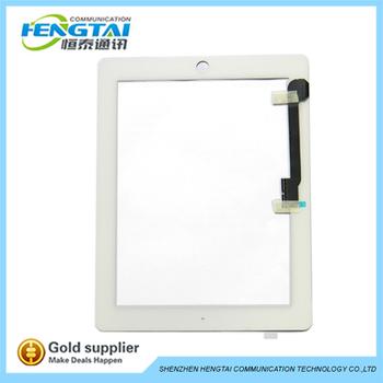 For iPad Housing, Plastic Frame Bezel for iPad 3 Back Cover Housing