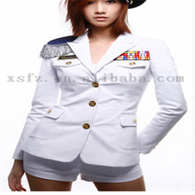 the fashionbale newest style hotel uniform /suit uniform/ladies uniform