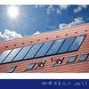 active solar panel water heater -open loop