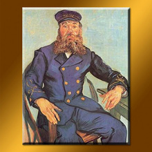 Wholesale Handmade Old Man Oil Painting Of Famous Artist