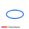 Light Blue Good Elasticity Rubber O Ring Factory