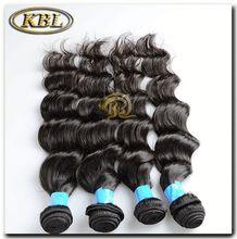 Raw virgin hair highlights for black women