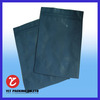 Plastic top zipper poly packing bag with printing