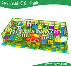 Kindergarten indoor play games baby soft plastic toy jungle gyms