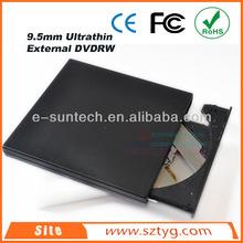 ECD011DW China High Quality Laptop Portable USB2.0 External Optical Drive ,External USB Tray-load DVD ROM Writer