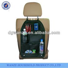 kids car organizer seat back pocket