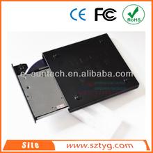 ECD011DW Hot Sale Original Laptop Portable USB2.0 External Optical Drive ,External USB Tray-load DVD ROM / DVD Writer