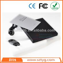 ECD011DW Portable USB2.0 External Optical Drive ,External USB Tray-load DVD ROM / DVD Writer