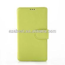 South Korea Style Folio Leather Wallet Case For Nokia X