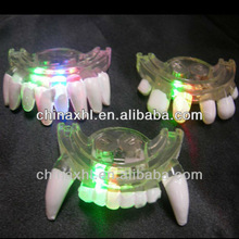 Colored LED Light Flashing Mouth Teeth Guard