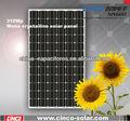 المثبتات 310w الخلايا الشمسية، المحرز في الصين رخيصة الألواح الشمسية