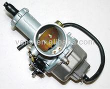 High performance motorcycle carburetor for 250cc atv