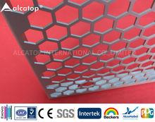 Architectural Materials Perforated Aluminum Panels