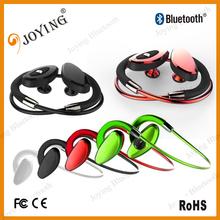 Factory price fashion sport earphone bluetooth waterproof headphone