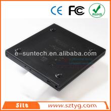ECD011DW China High Quality Laptop Portable USB2.0 External Optical Drive.External CD ROM / DVD ROM / DVD-RW Writer