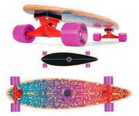 long board skate board rocket board