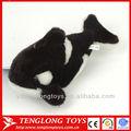 Caliente la venta de la ballena juguetes, De peluche de felpa de la ballena
