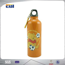 Empty personalized gatorade water bottle