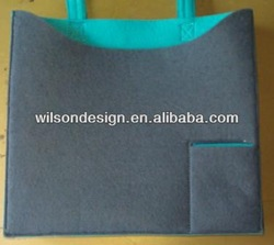 excellent quality latest fancy ladies felt bag