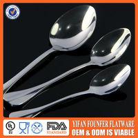 Homart Elegant Stainless Steel baby Spoon