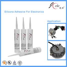 white thermally conductive silicone adhesive glue