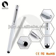 hot sell stylus pen metal pen pocket clips paper ball pen