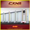 Industrial Aluminum Alloyed Electric Automatic Retractable Gate