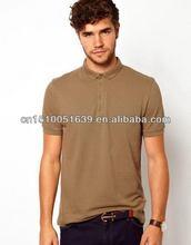 2014 wholesale cheap cotton spandex fabric men's polo t-shirts