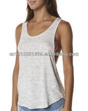 Work clothes pima cotton womens vests