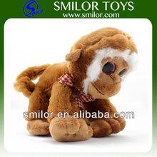 Wholesale Fancy Monkey Big Eyed Plush Toys