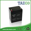 HOT SALE 12v 4ah recharged lead acid storage battery