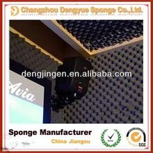 2014 high density UL94 polyurethane acoustic foam