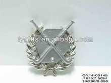 Polyresin Custom 2D medal/ ice hockey souvenir medal/ Medal trophies/ Medallion
