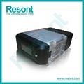 Resont veículo móvel dvr 3g gsm wi-fi de disco rígido hdd unidade de exibição ao vivo gps em tempo real detector de radar com carro dvr da câmera