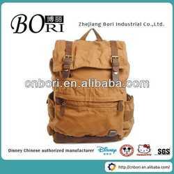 Custom fancy backpack bags manufacturer jute wine tote bag