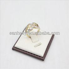 Fashion diamond ring fine jewelry china