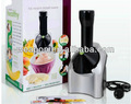 Caseiro gelado maker/frutas ice cream maker