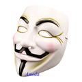 yeni altın beyaz kan davası anonim film yetişkin maskesi Halloween Cosplay fantezi parti
