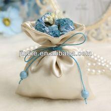 Custom satin gift bags wholesale with logo printing