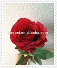 Real touch long single stem 70cm artificial rose flower from China manufacturer