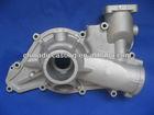 automobile water pump spare parts auto engine cover