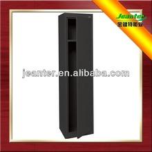 office furniture black metal school lockers with adjustable shelves