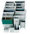 extrusões de alumínio para prateleiras