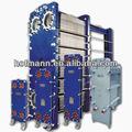 Soldadas intercambiador de calor, pequeñas de aire a aire intercambiador de calor
